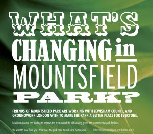 Friends of Mountsfield Park