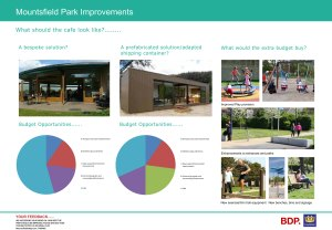 Click here to download the Mountsfield Park BDP Consultation Boards