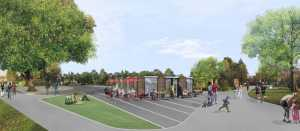 Proposed Mountsfield Park Cafe