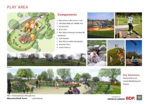 Mountsfield Park Improvements 4