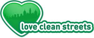 Love Clean Streeets App