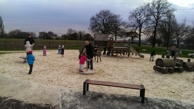 mountsfield play area 2