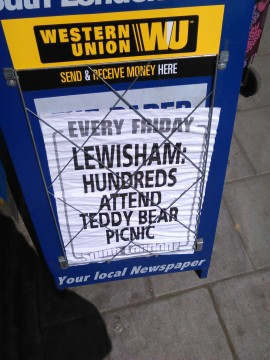 Teddy Bears Picnic!