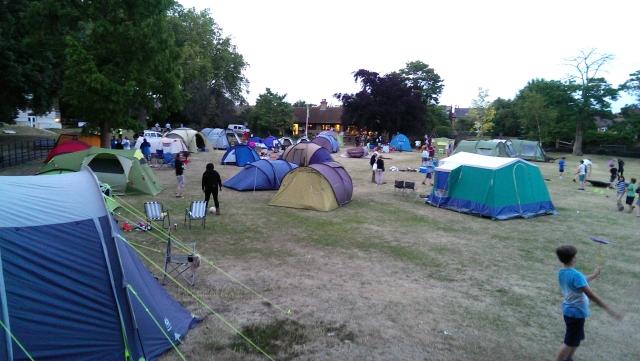 Brindishe schools year 6 camp