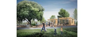 MOUNTSFIELD PARK CAFE PROPOSAL BY OFFICETWENTYFIVEARCHITECTS