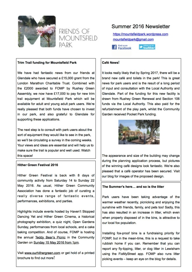 Summer 16 newsletter copy