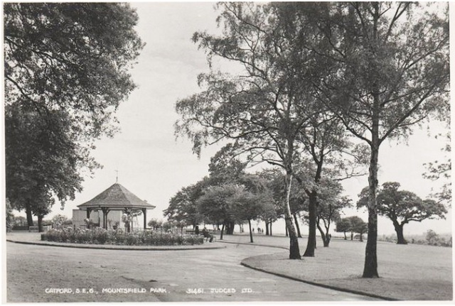 Mountsfield Park Bandstand and Theatre