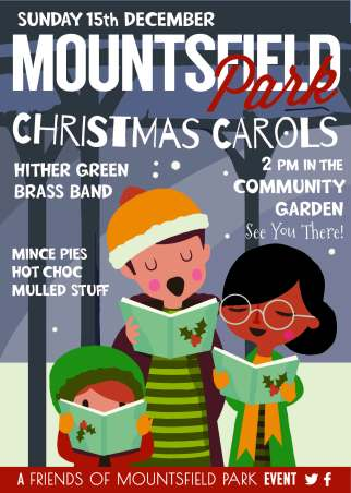 Mountsfield Park Christmas Carols 2019